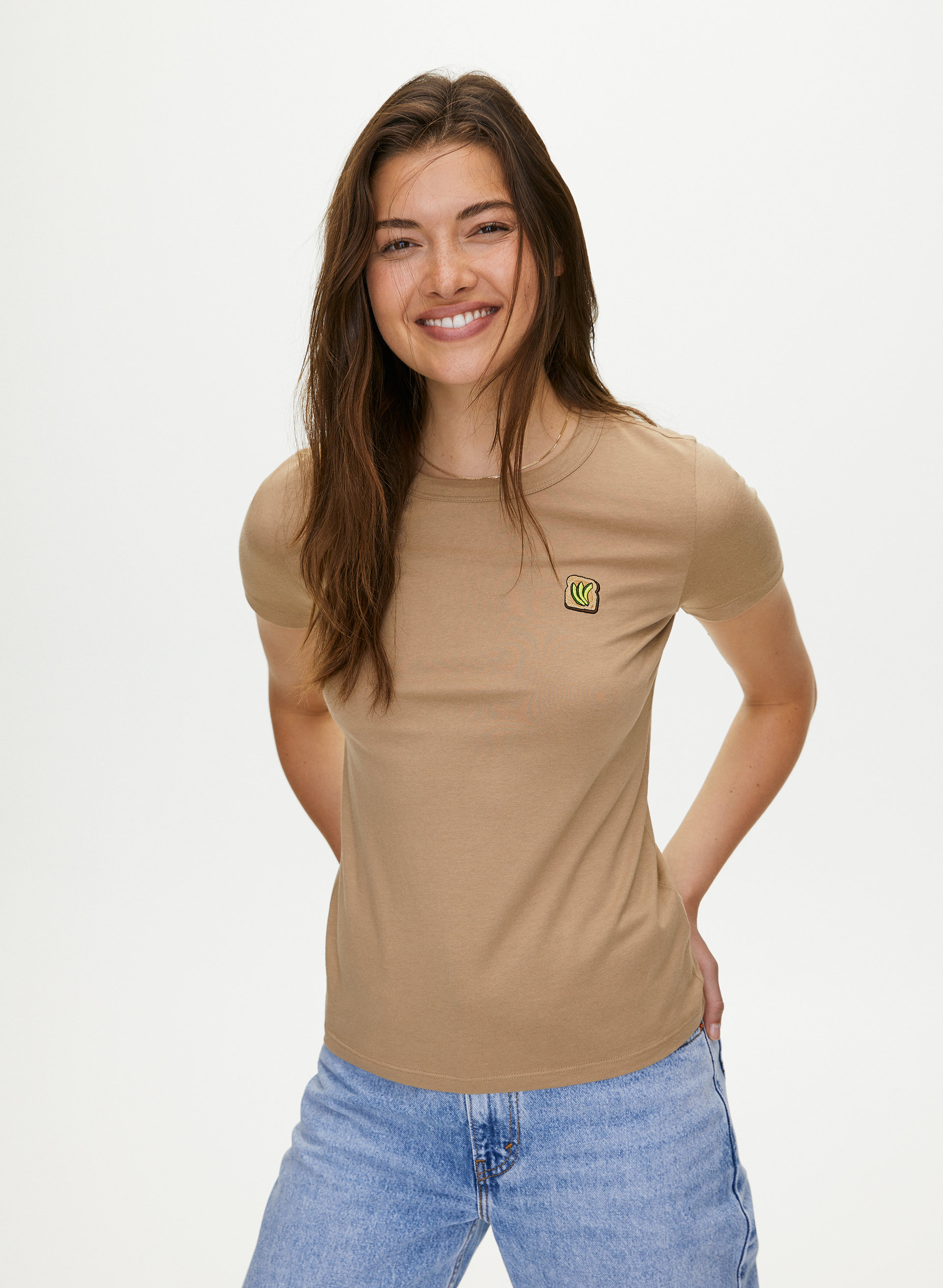 Cotton Candy T-Shirt, Niedliches Shirt aus dem Hause