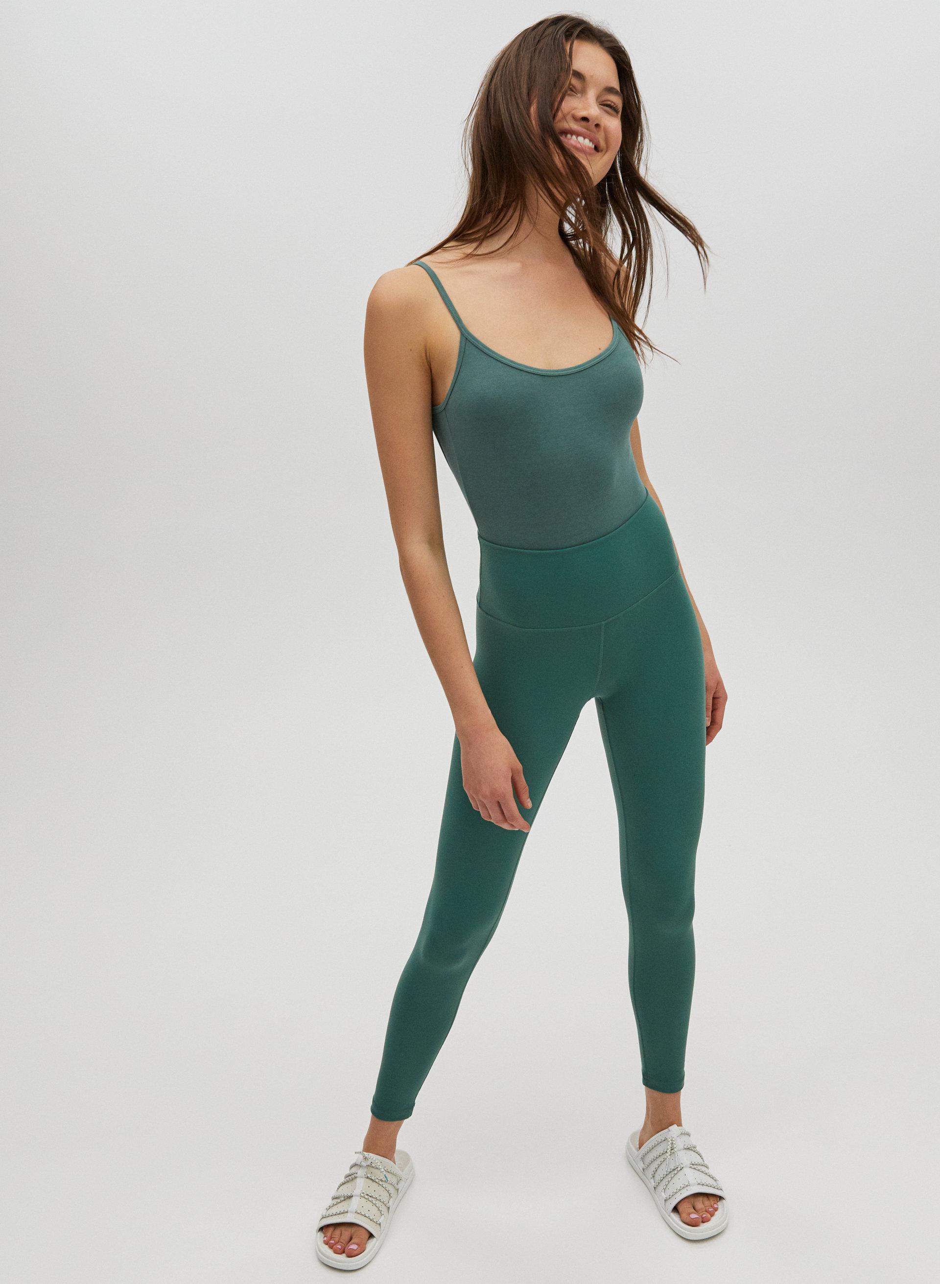 XL Multi Colored Retro Fashion Leggings LG
