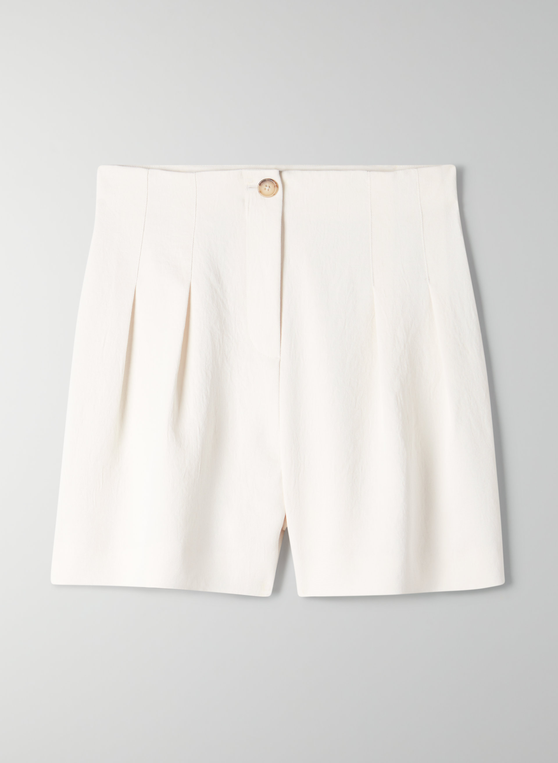 New Look Go Pleated Pantaloncini Donna