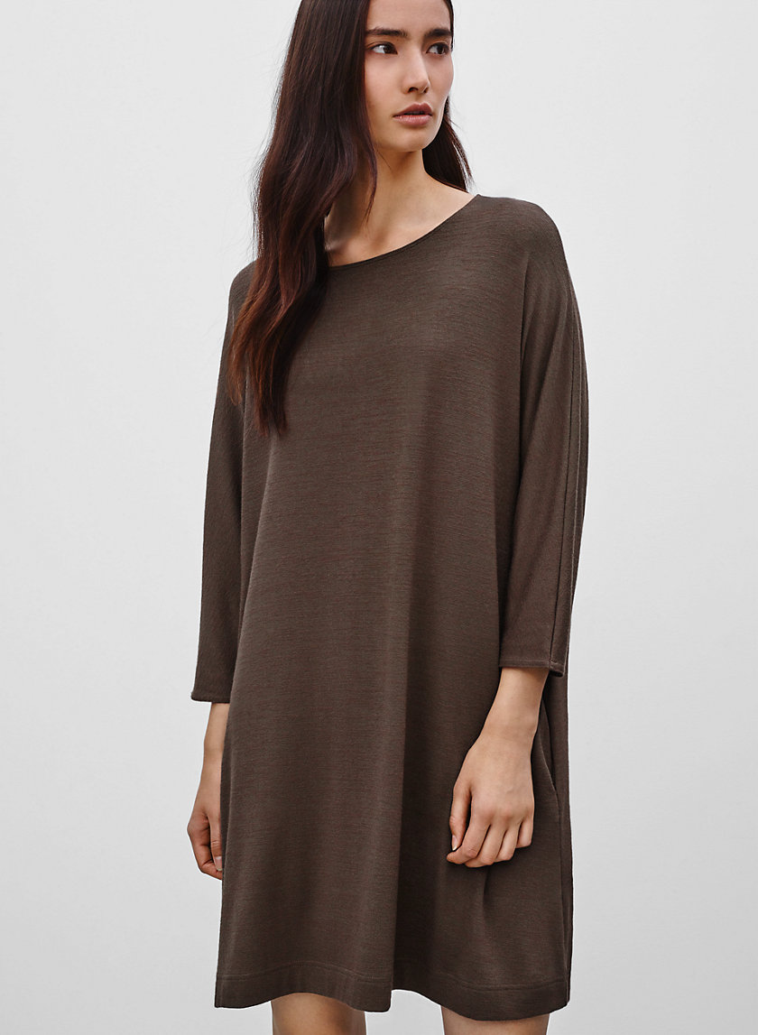 COBER DRESS - Relaxed t-shirt dress