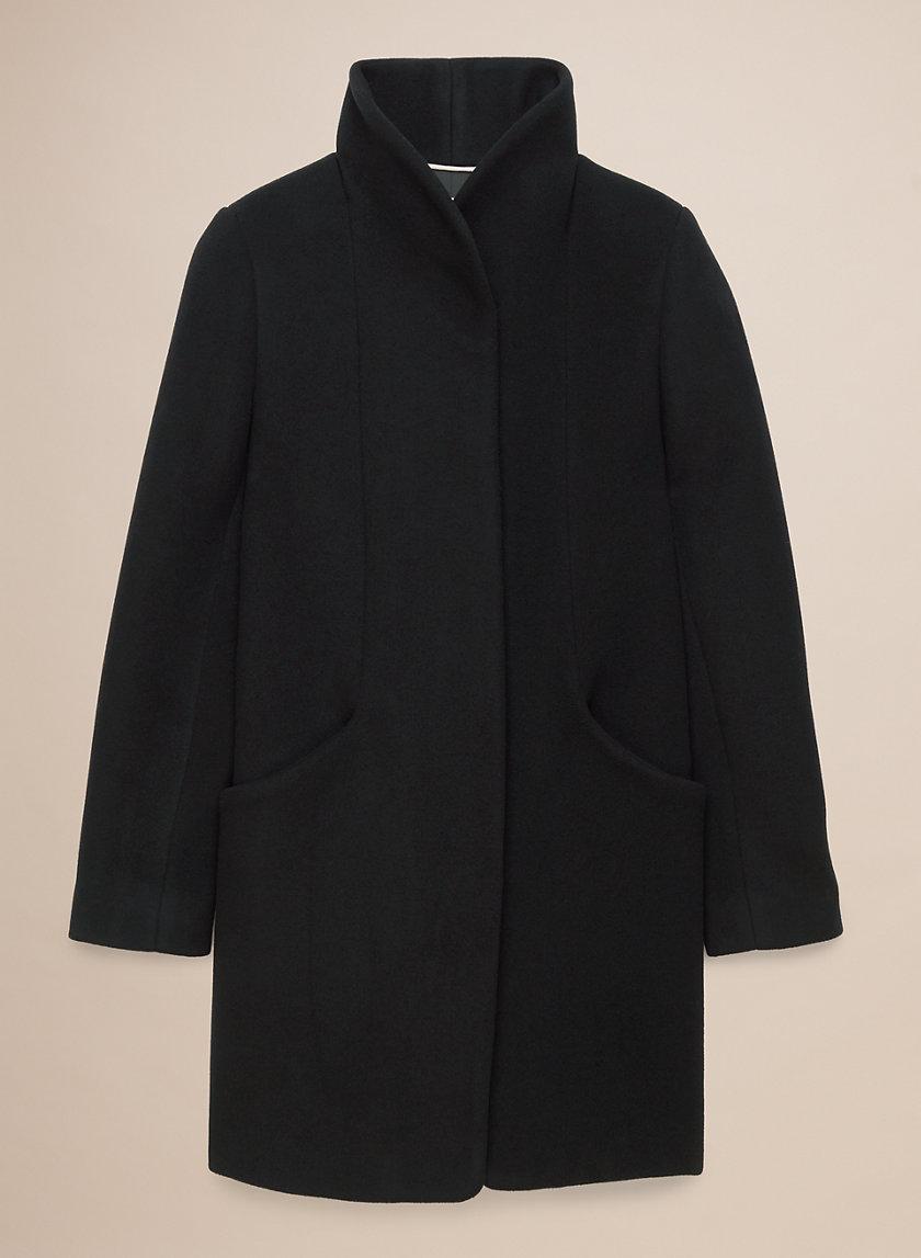 Wilfred Cocoon Coat Aritzia