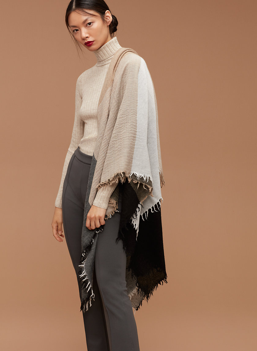 Wilfred COLOURBLOCK BLANKET | Aritzia