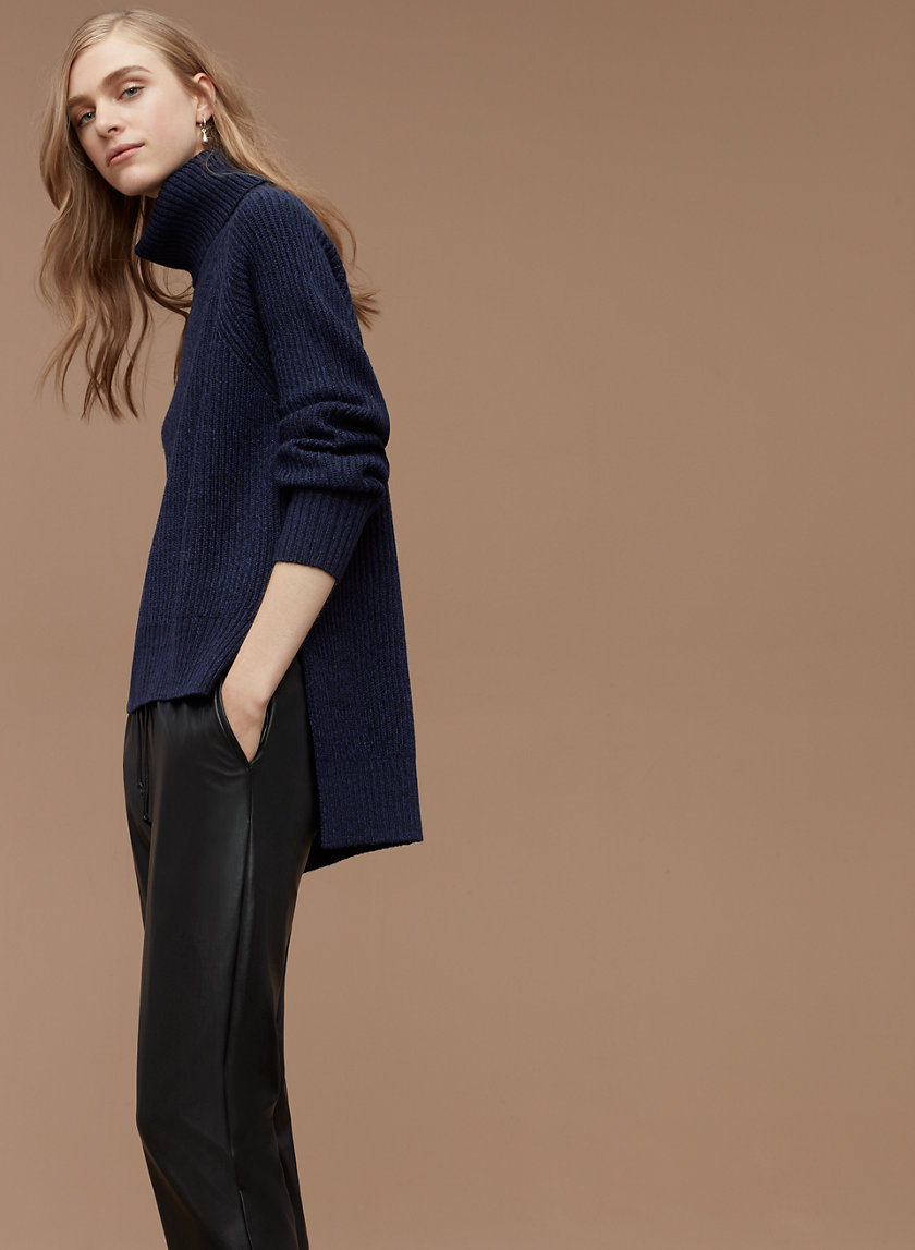 Wilfred Free LIN SWEATER | Aritzia