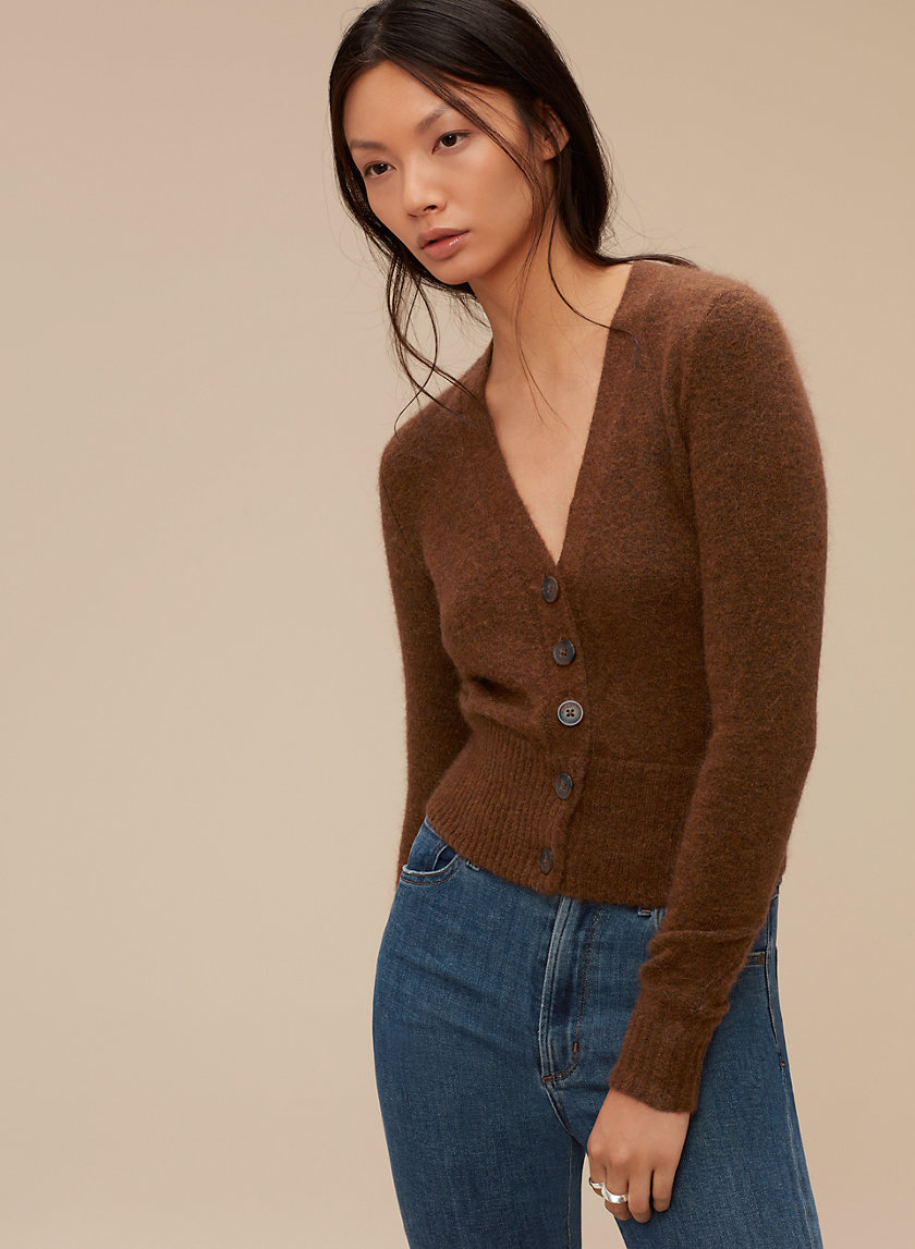 Wilfred Free ABELS SWEATER | Aritzia