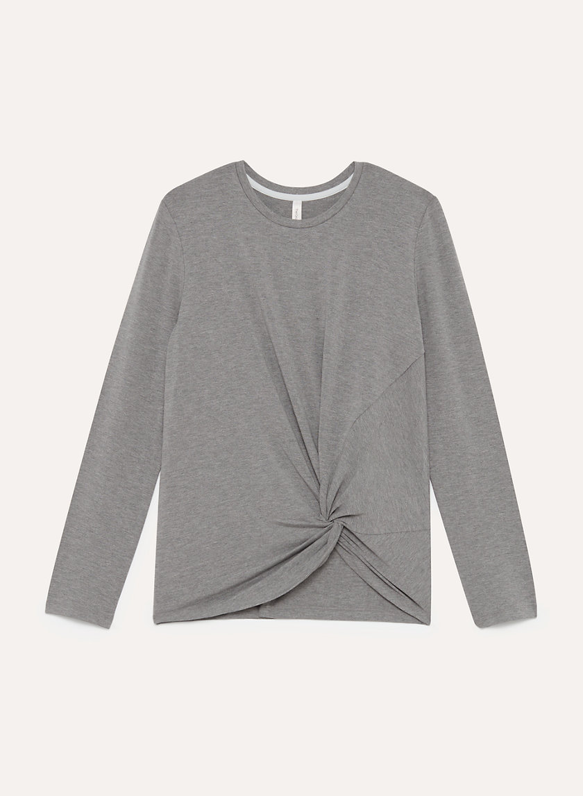 The Group by Babaton SEDDON LONGSLEEVE | Aritzia