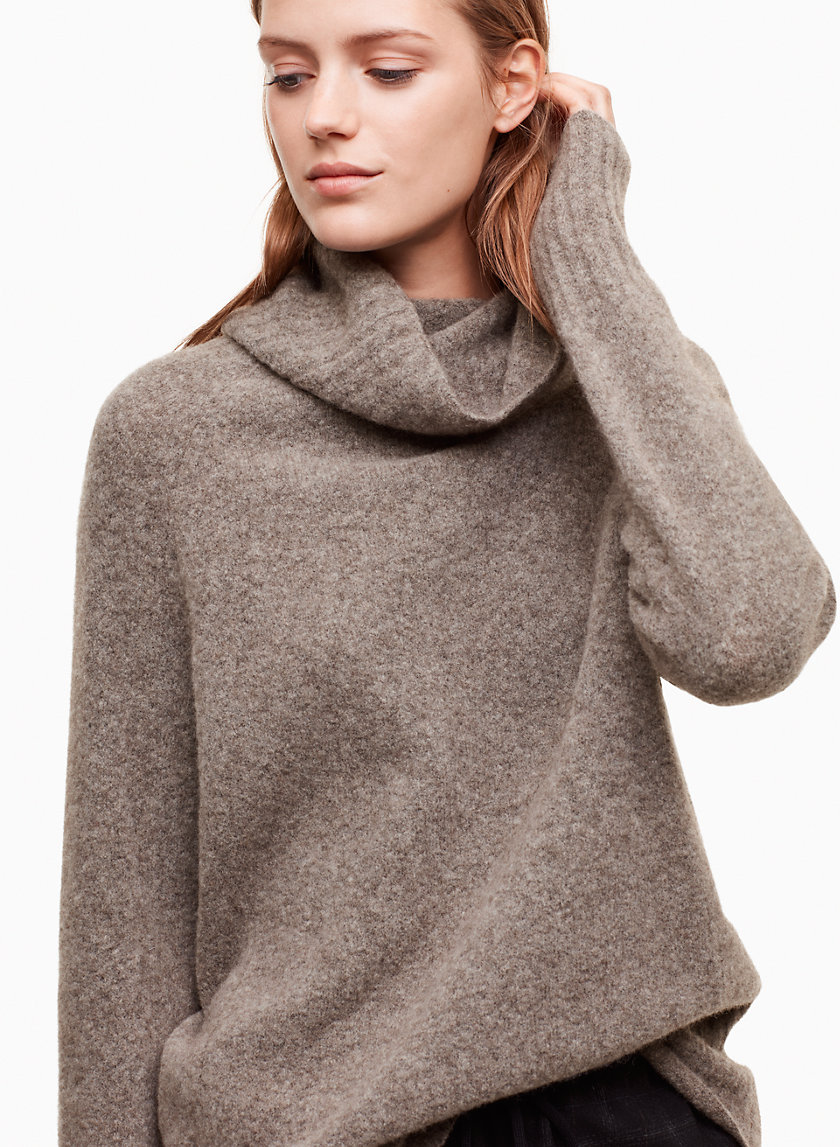 The Group by Babaton PLUTARCH SWEATER   Aritzia