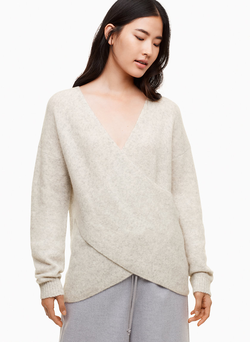 The Group by Babaton BANDINI SWEATER | Aritzia