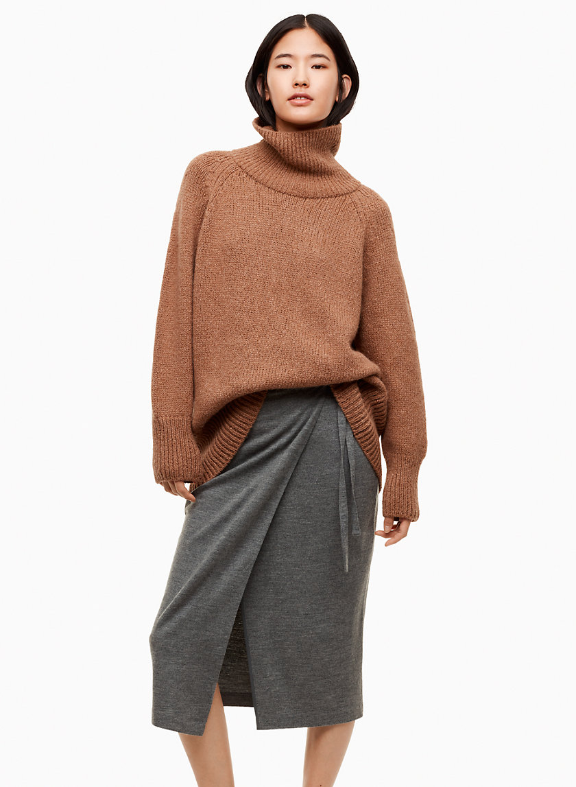 The Group by Babaton ELMIRA SWEATER | Aritzia