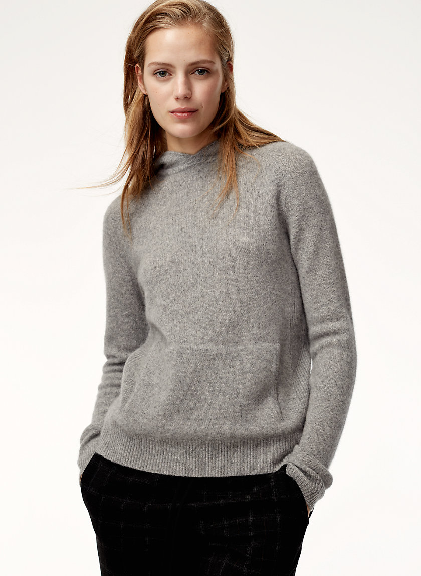 The Group by Babaton LANGE HOODIE | Aritzia
