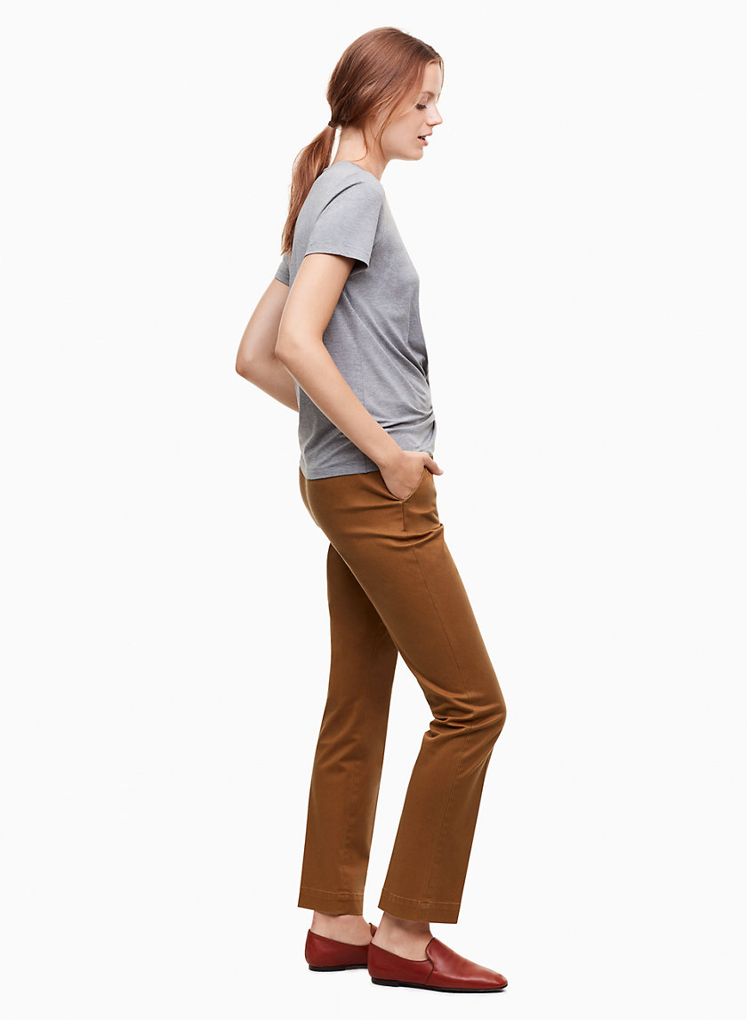 The Group by Babaton NEVELSON PANT | Aritzia