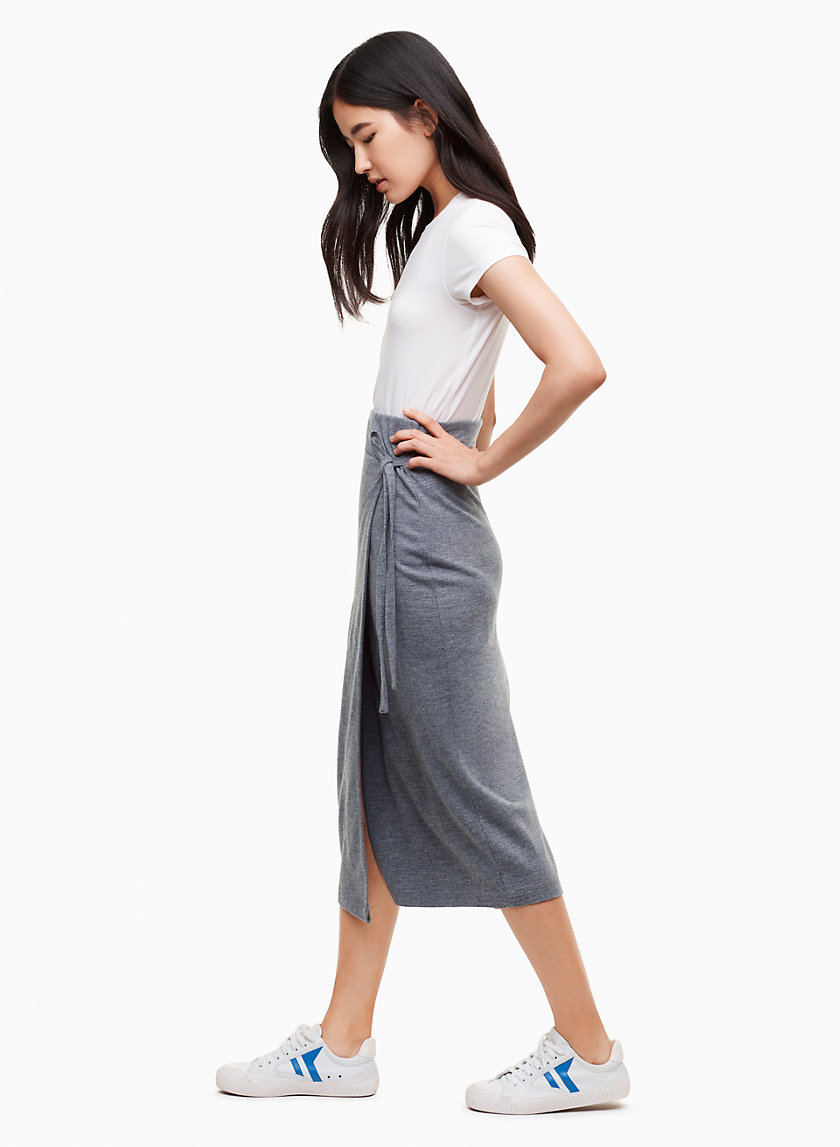 The Group by Babaton KATALIN SKIRT | Aritzia