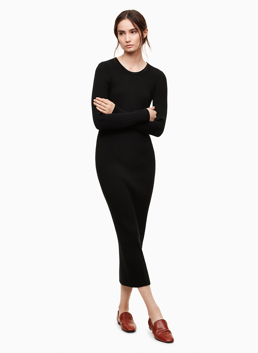 The Group by Babaton STREEP DRESS | Aritzia