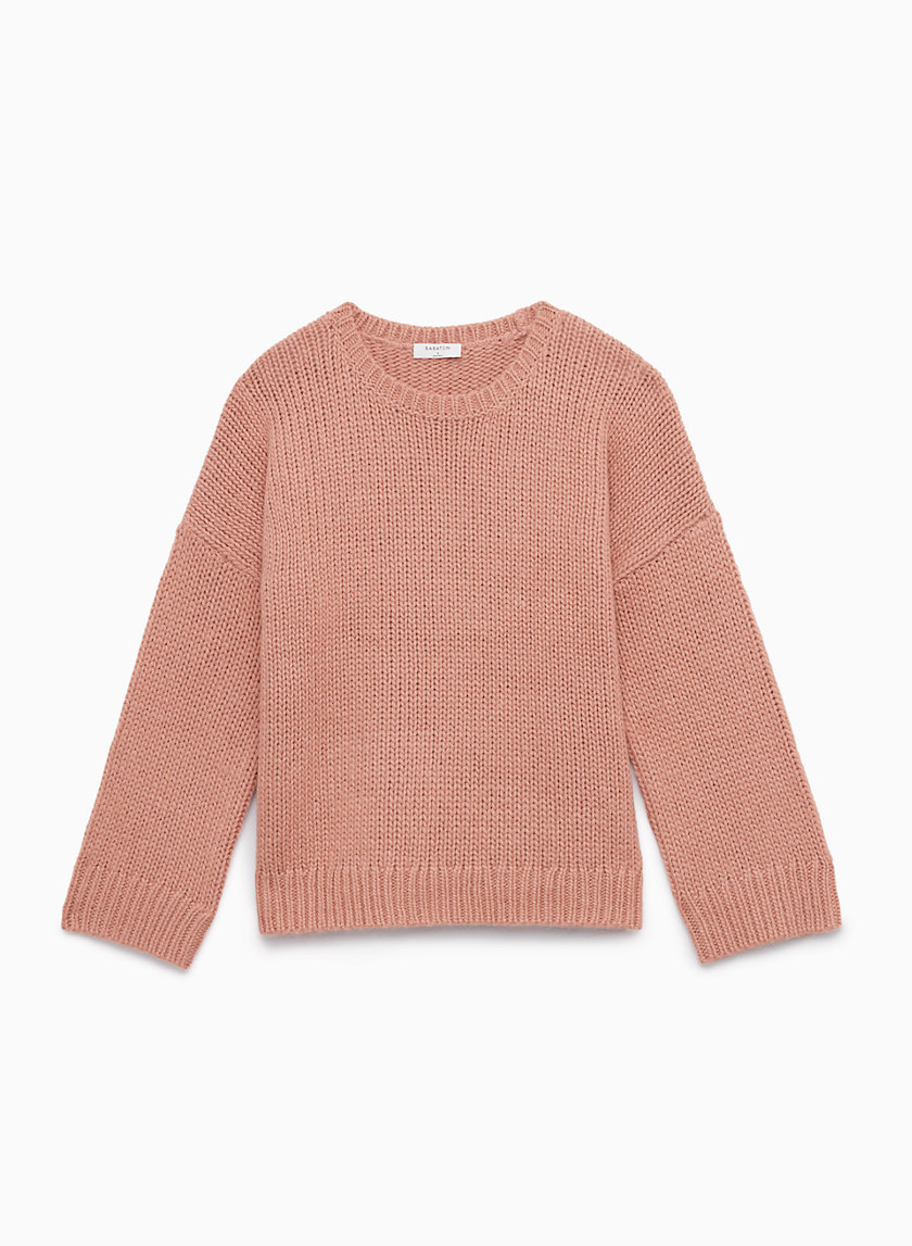 Babaton FOLLETT SWEATER | Aritzia