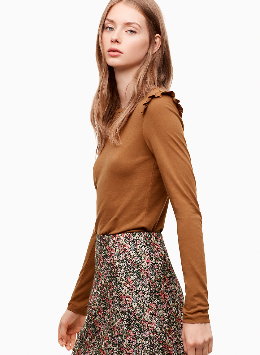 Sunday Best T-SHIRT AMELIE | Aritzia