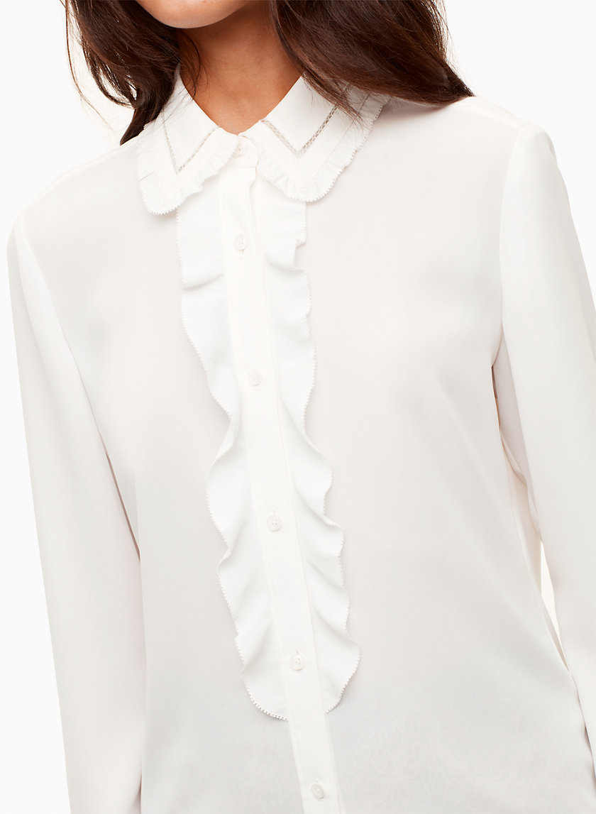 Sunday Best SCARLETT SHIRT | Aritzia