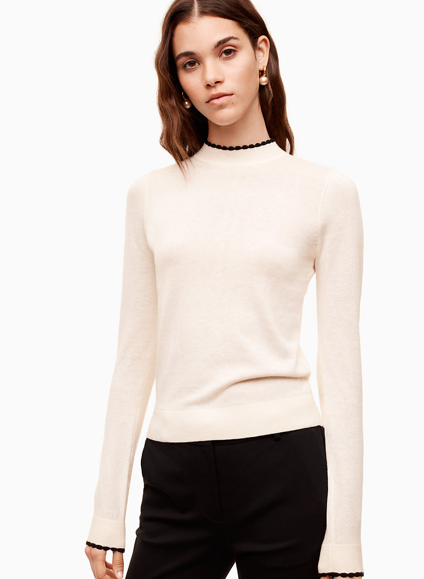 Sunday Best CHER SWEATER | Aritzia