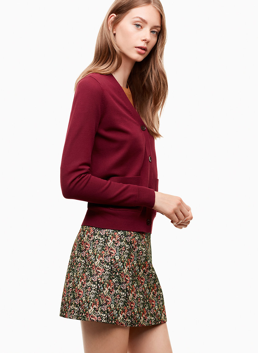 Sunday Best LYRA SKIRT | Aritzia