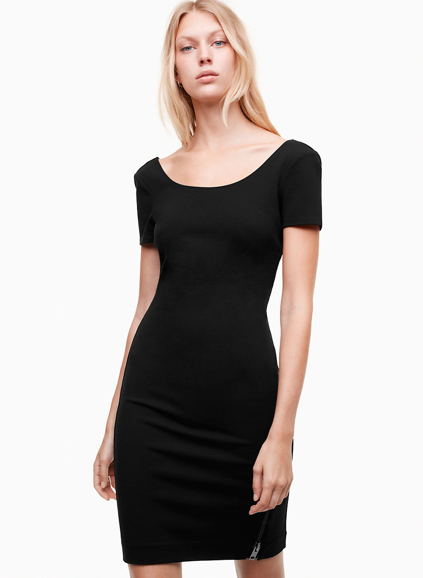 Talula ZIP MINI DRESS | Aritzia