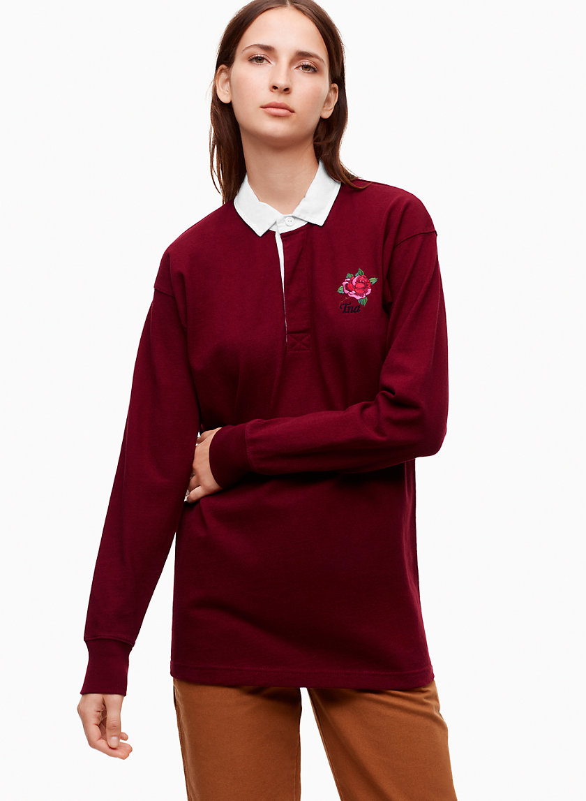 COVENHAM T-SHIRT - Long-sleeve polo shirt