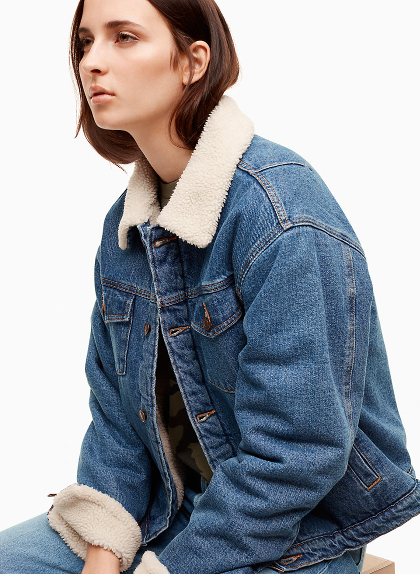 Tna NEWINGTON DENIM JACKET | Aritzia