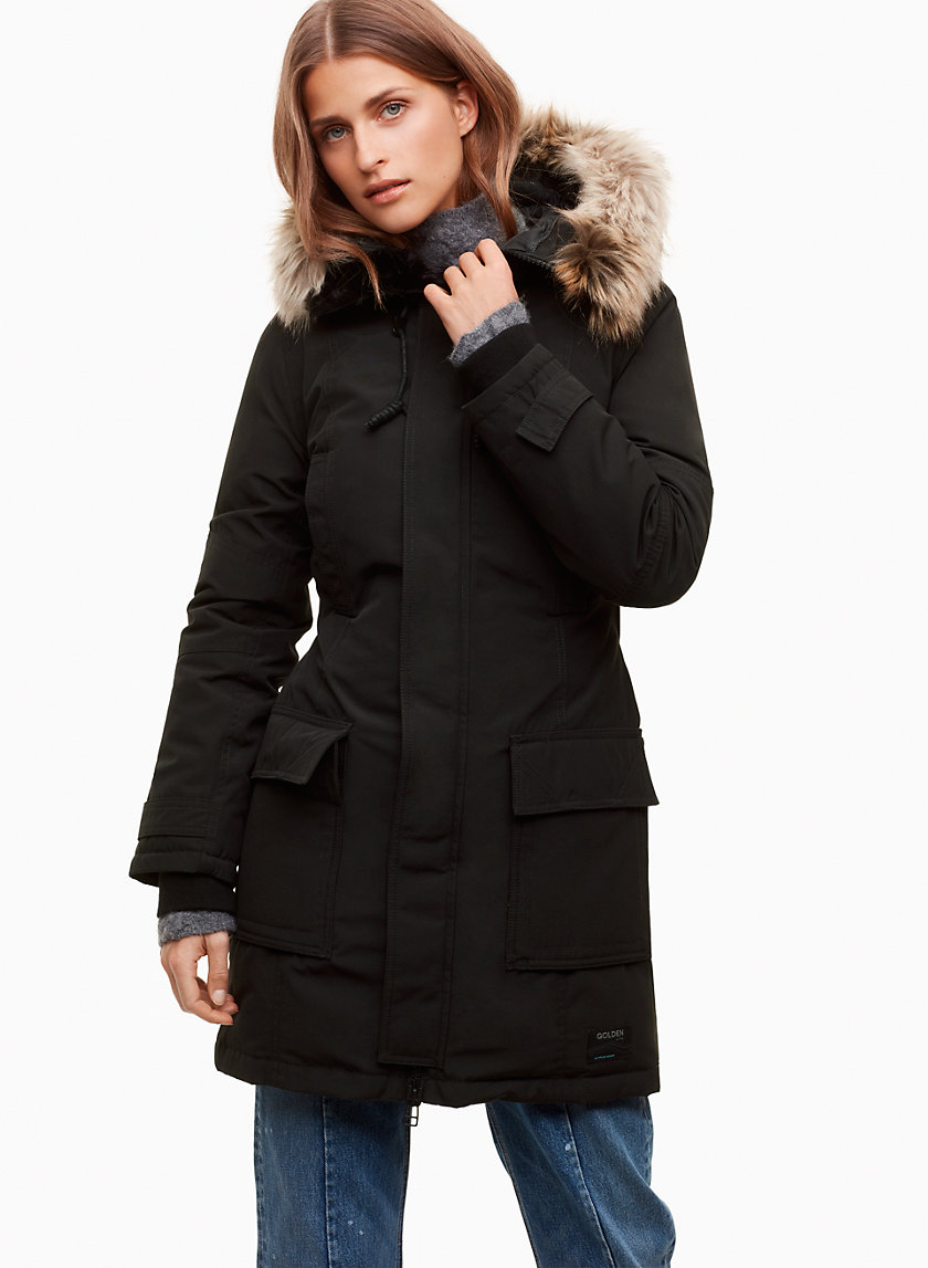 Golden by Tna BANCROFT PARKA | Aritzia