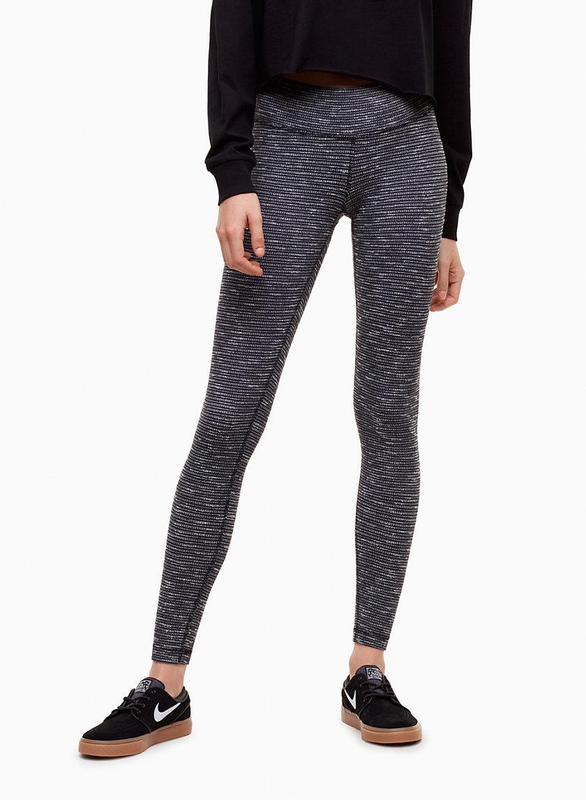 EQUATOR LEGGING - Mid-rise, workout leggings
