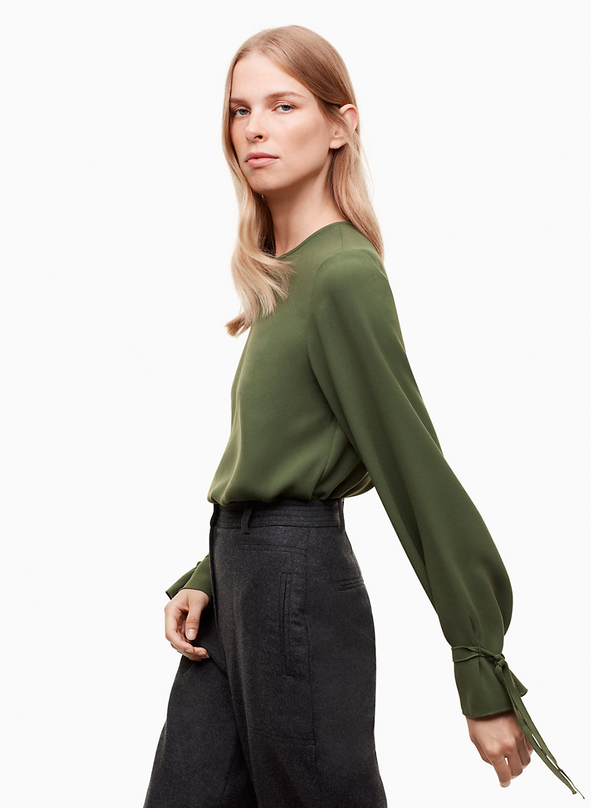 Wilfred ELODIE BLOUSE | Aritzia