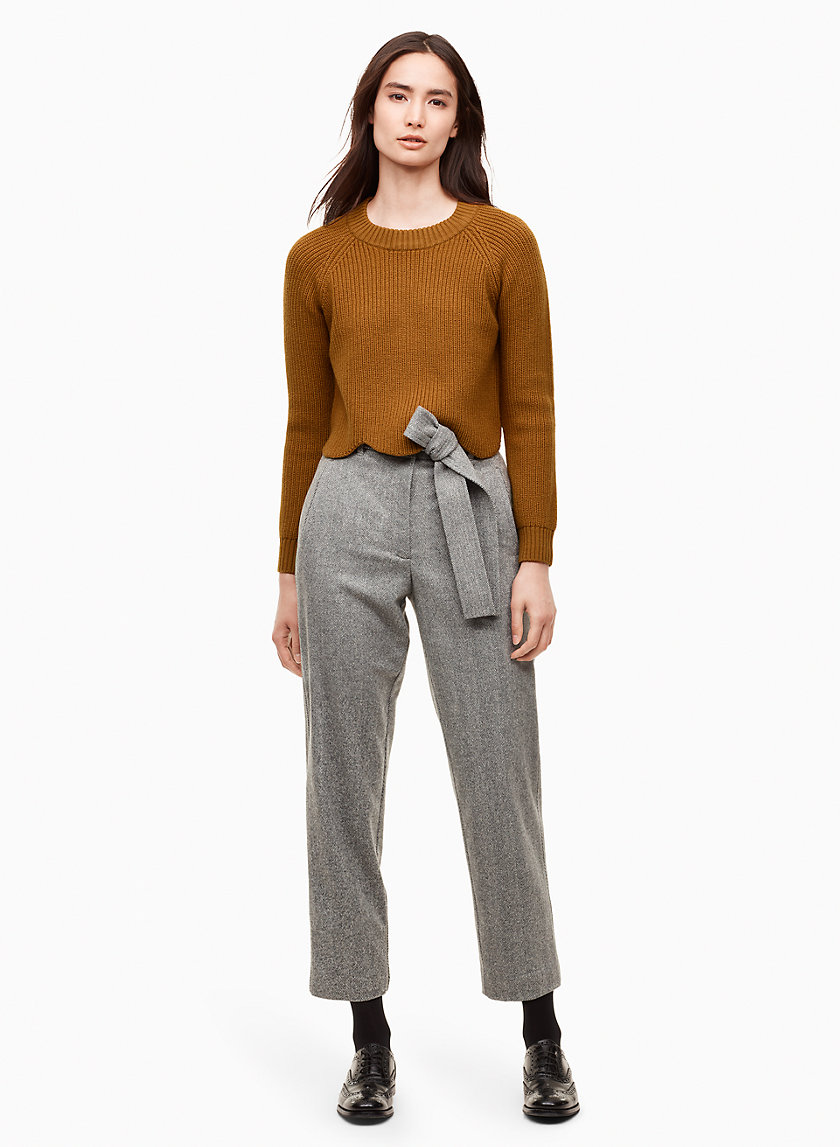Wilfred SARDOU SWEATER | Aritzia