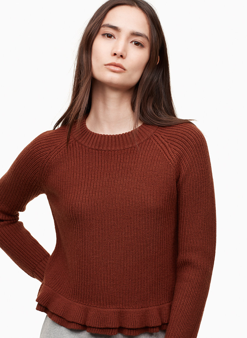 Wilfred JONNIE SWEATER | Aritzia