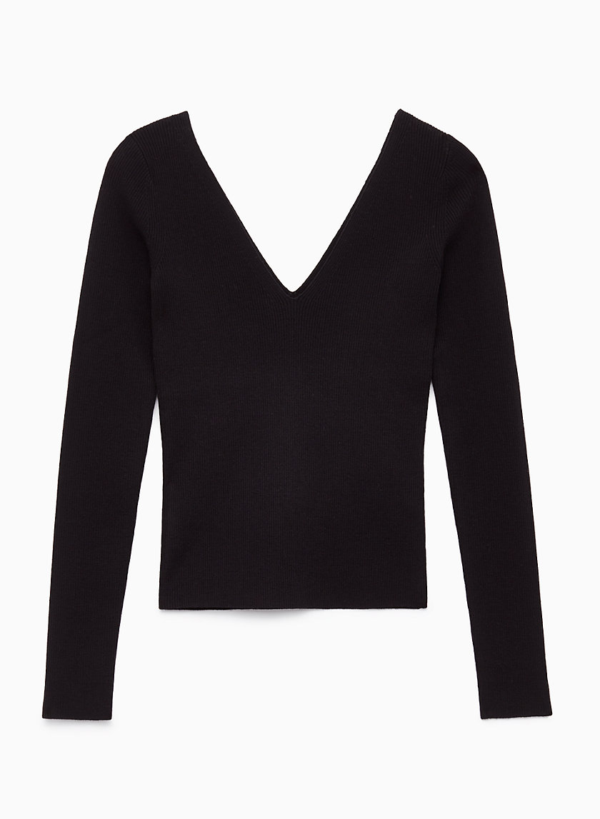 Wilfred FRANCINE SWEATER | Aritzia