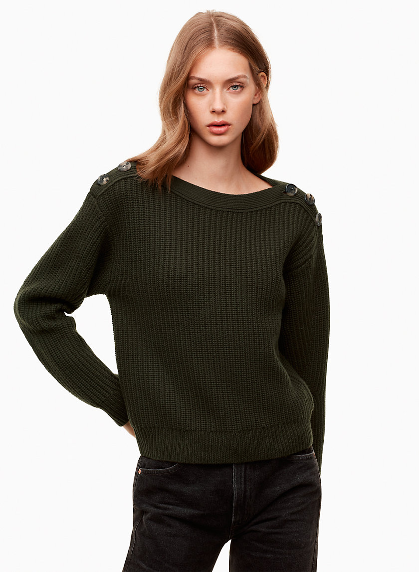 Wilfred CALMONT SWEATER | Aritzia