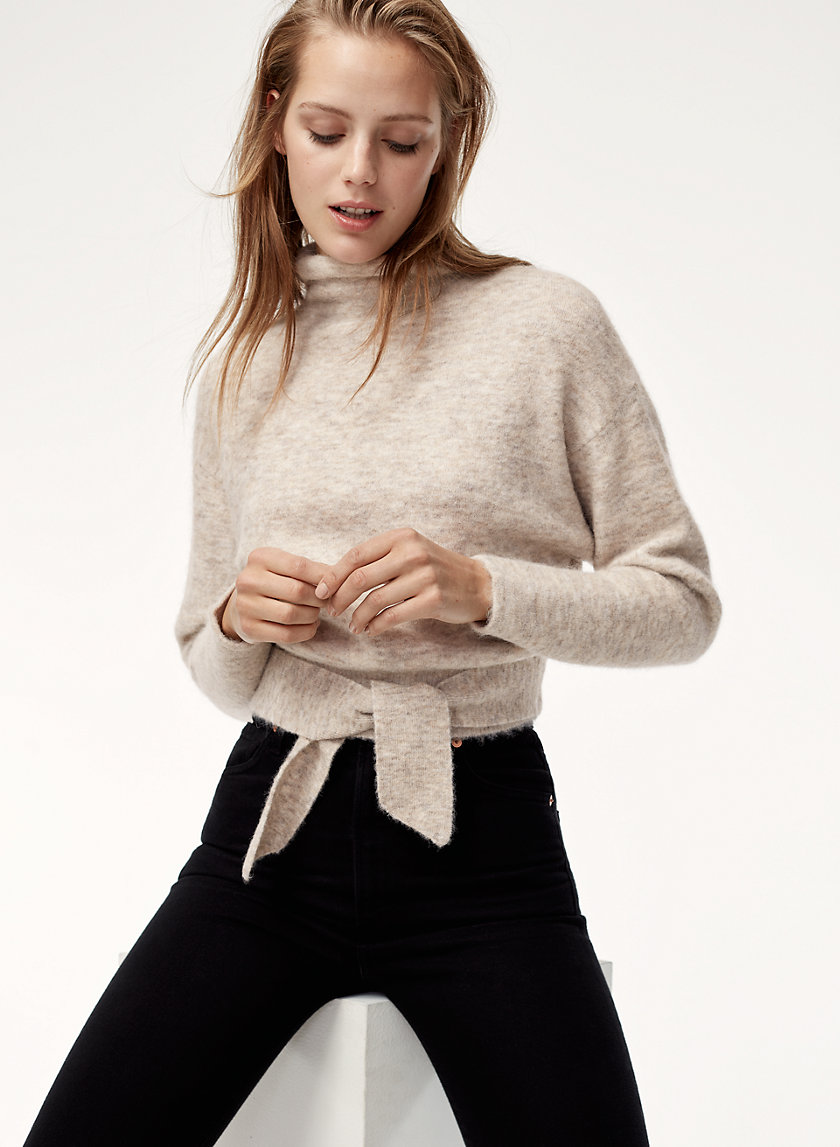 Wilfred LORIN SWEATER | Aritzia