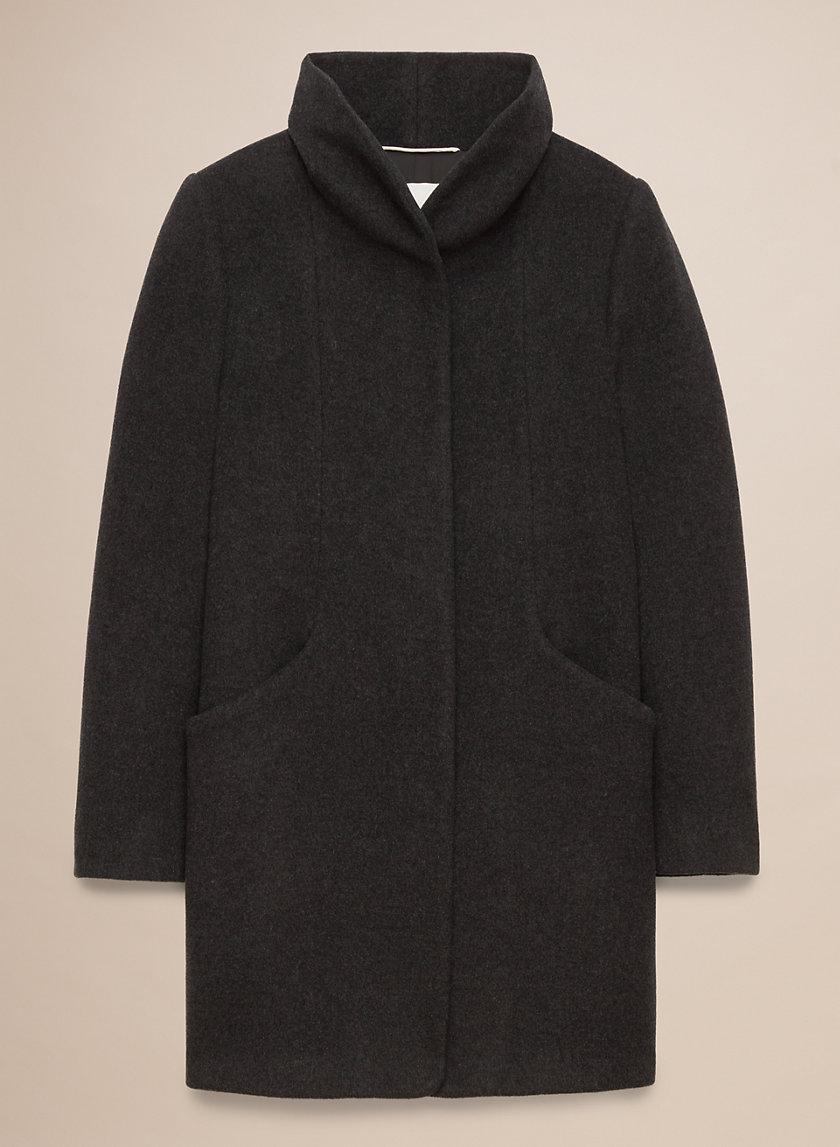 Wilfred Cocoon Coat Aritzia Us