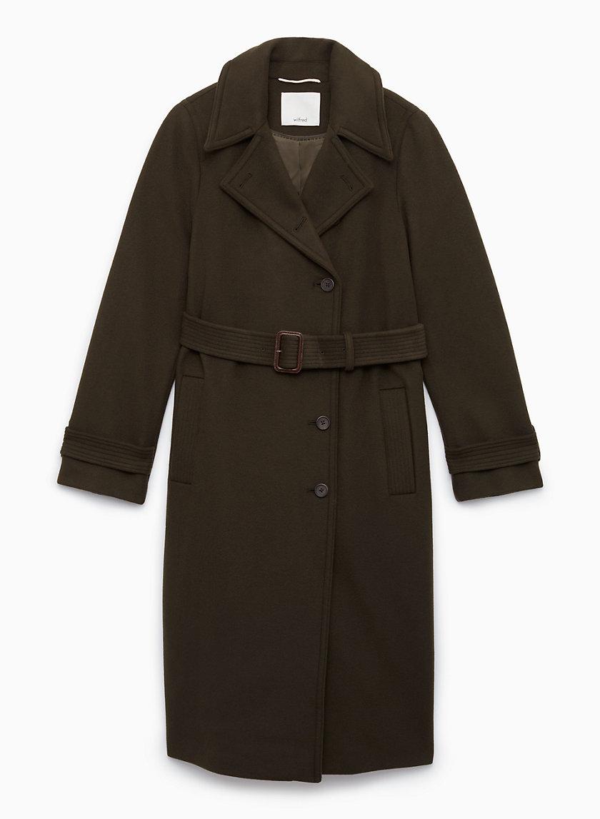 Wilfred Lylou Coat Aritzia Ca