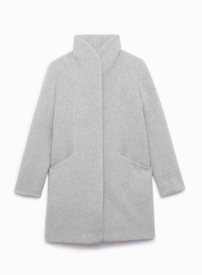 Wilfred Cocoon Coat Aritzia Ca