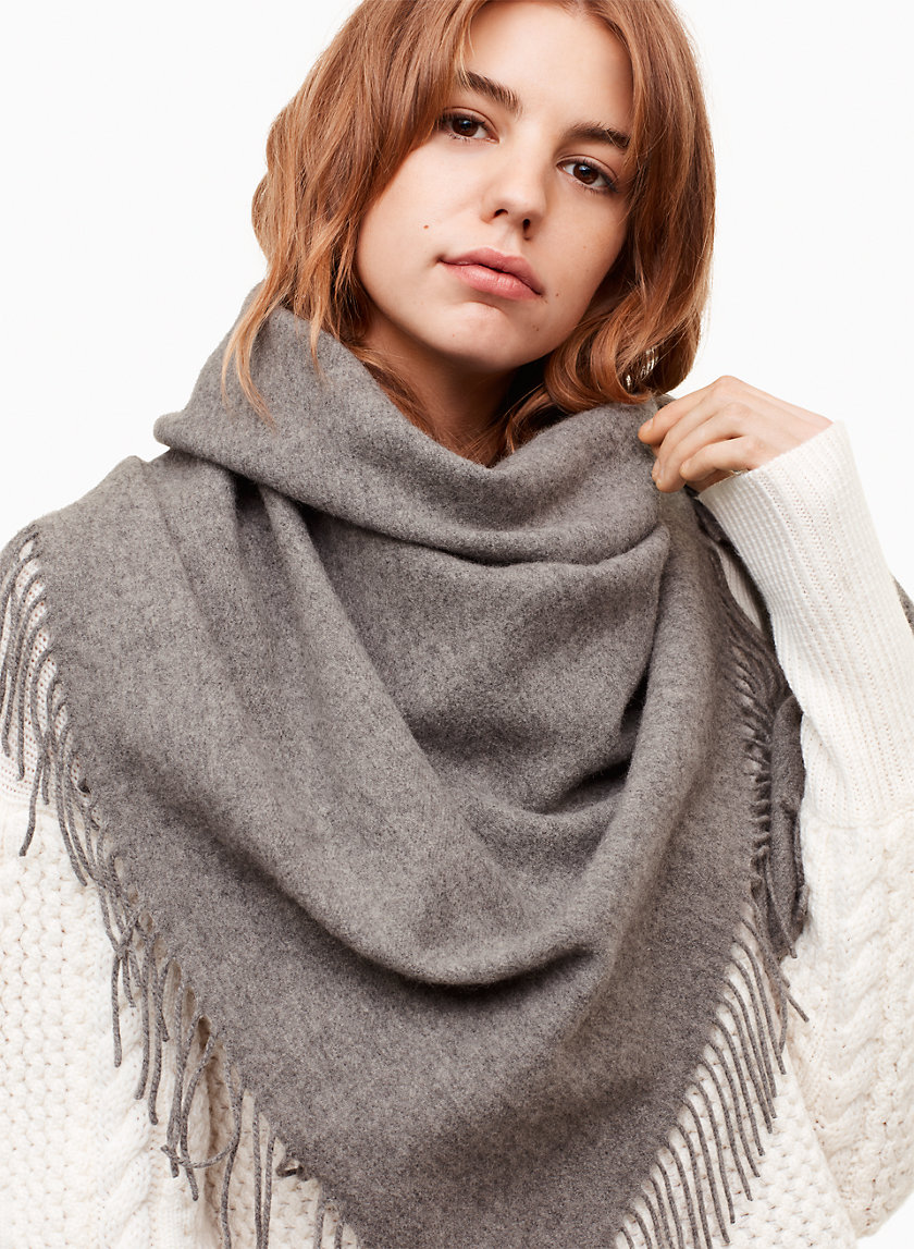 Wilfred CLASSIC WOOL TRIANGLE | Aritzia