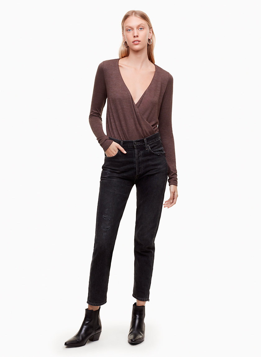 Wilfred Free MACKINLEY BODYSUIT | Aritzia