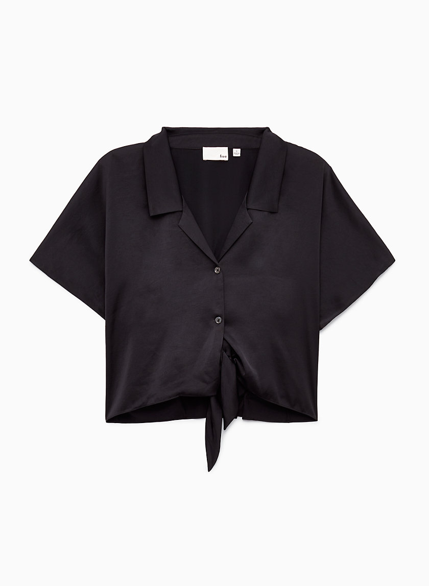 Wilfred Free BLOUSE HUANG | Aritzia