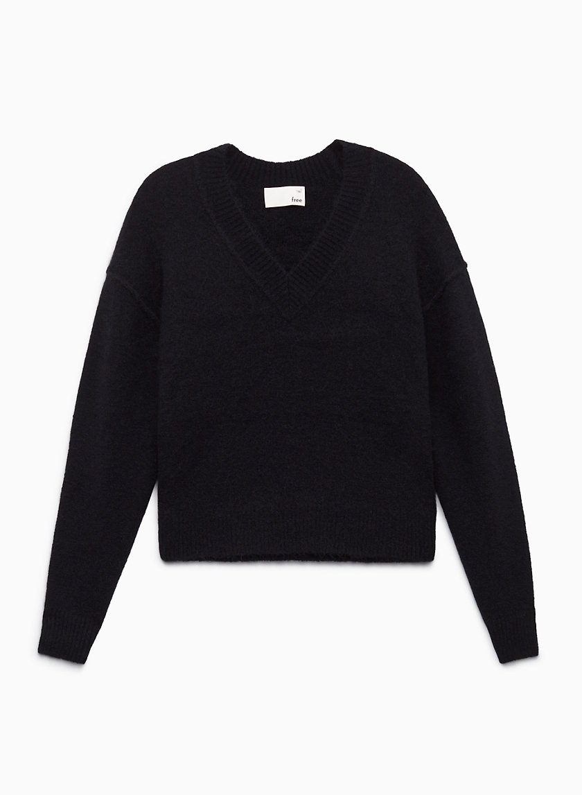 Wilfred Free KRAUSE SWEATER-HEMMED | Aritzia