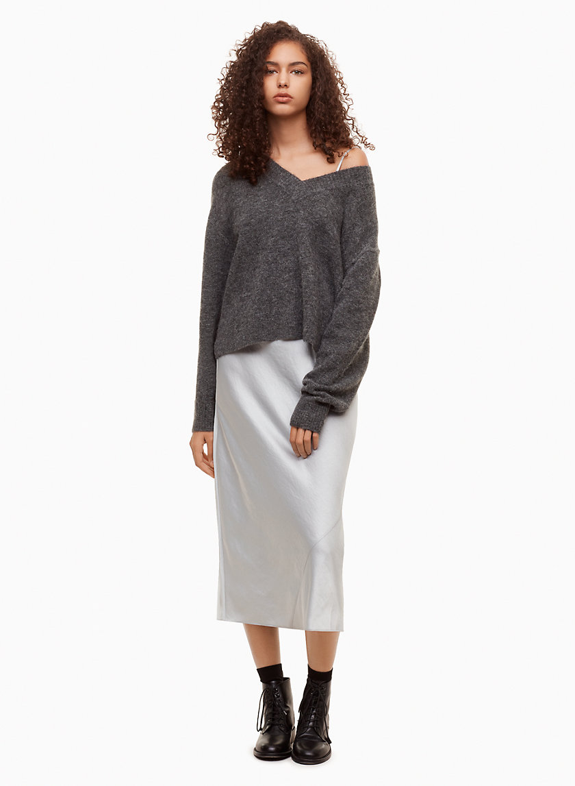 Wilfred Free KRAUSE SWEATER—HEMMED | Aritzia
