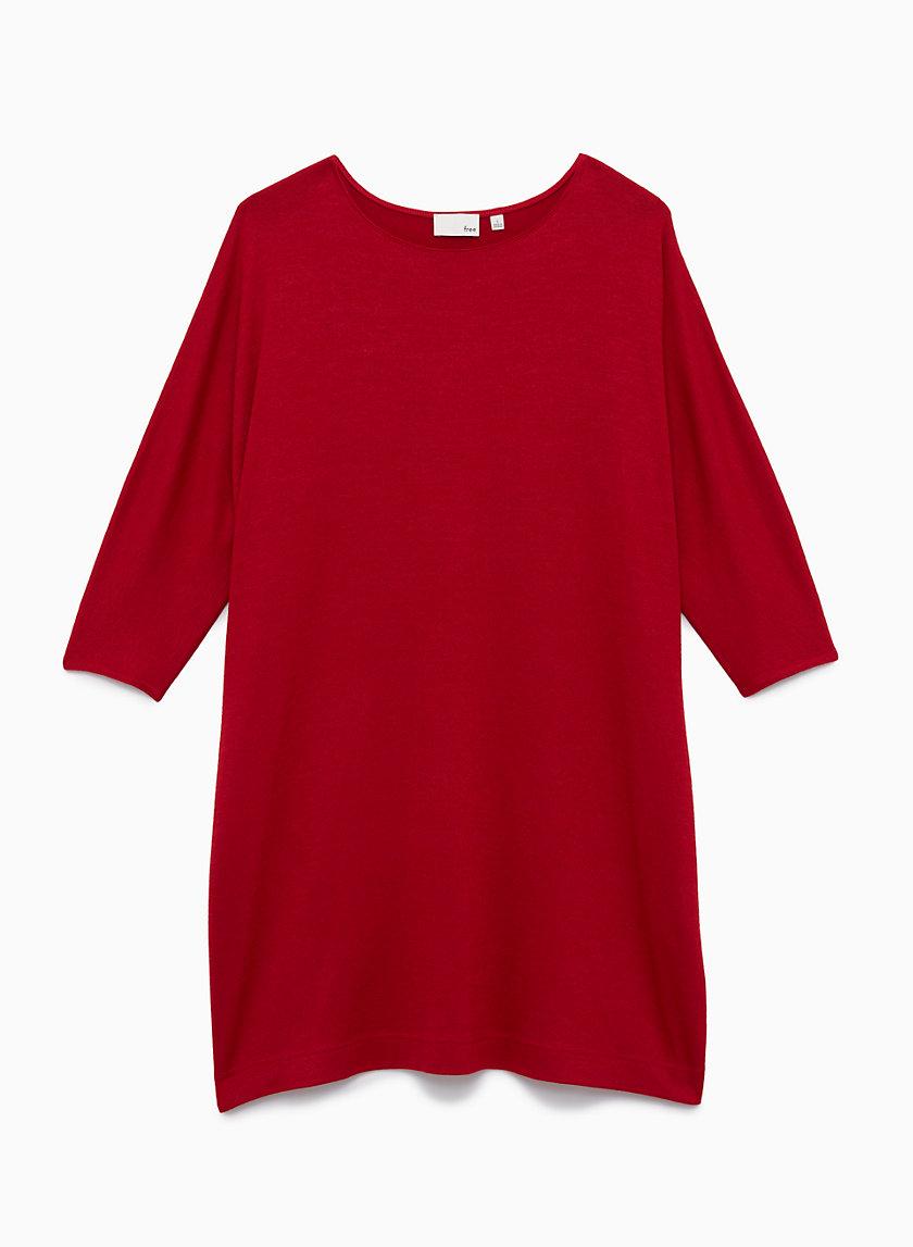 COBER DRESS - Relaxed, t-shirt dress