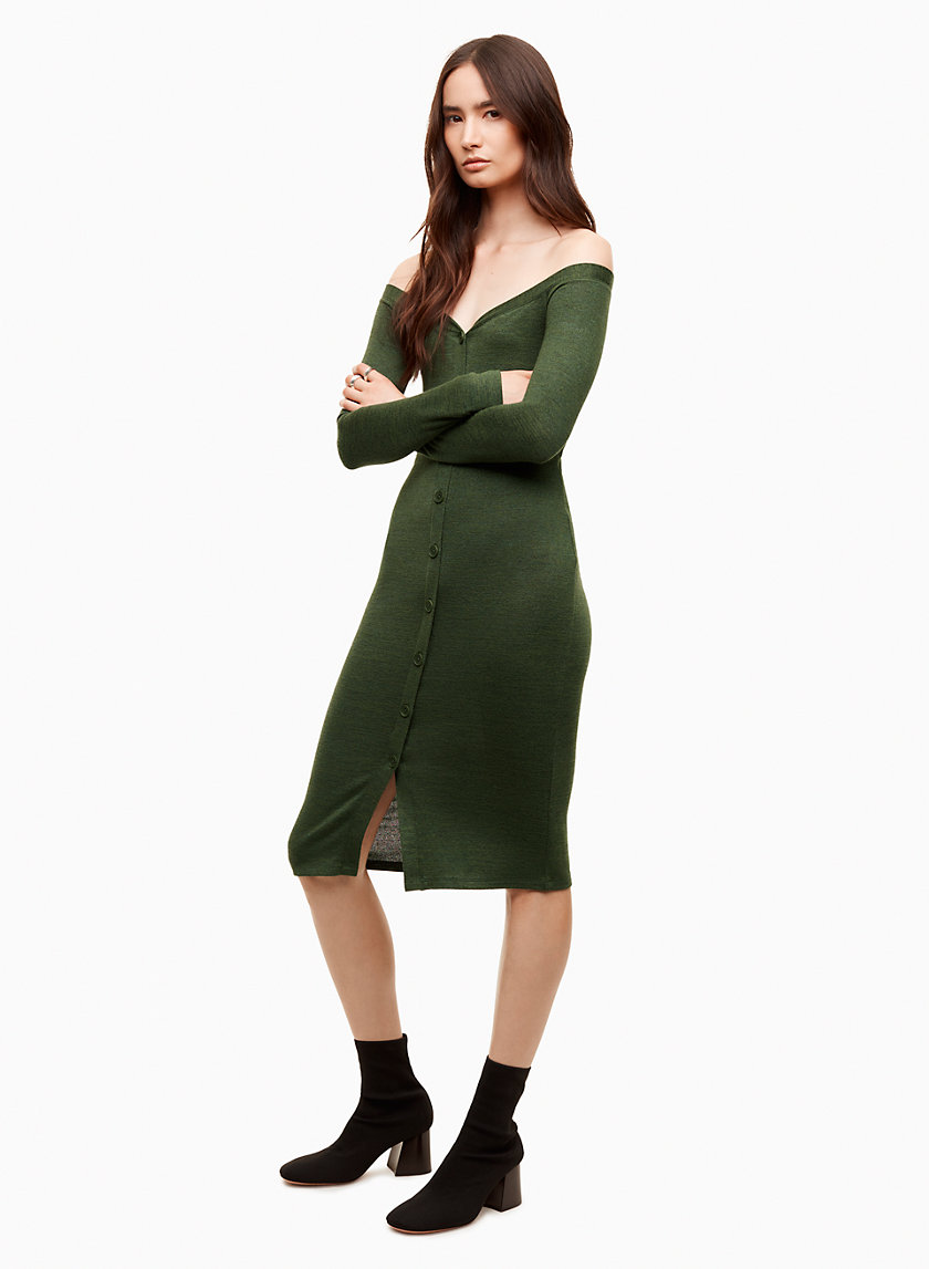 Wilfred Free CAYLEY DRESS | Aritzia
