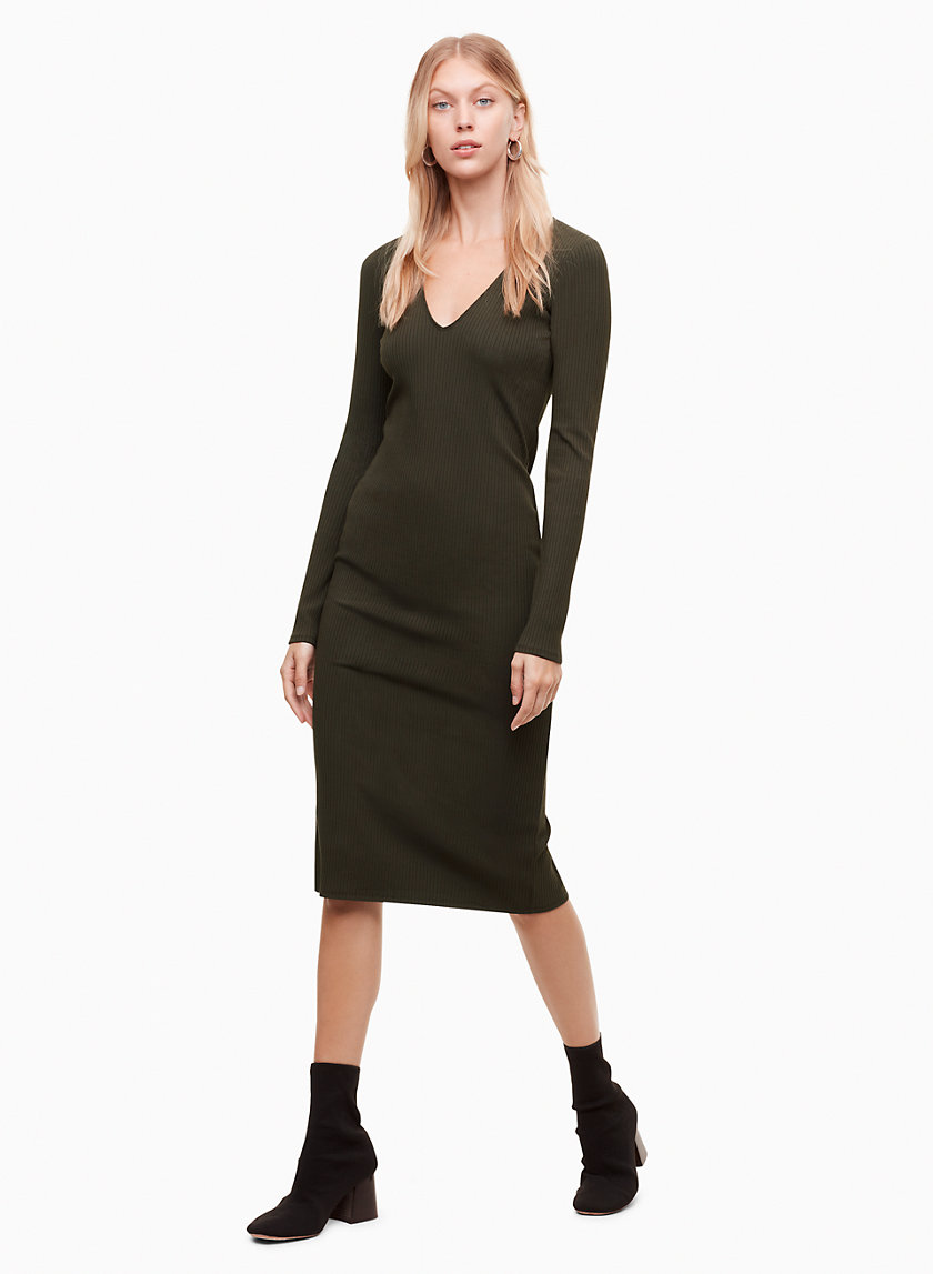 Wilfred Free ROCIO DRESS | Aritzia