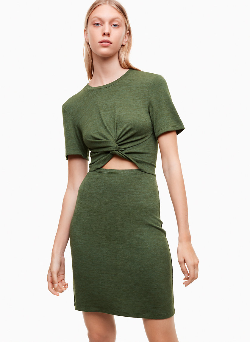 Wilfred Free KATZ DRESS | Aritzia