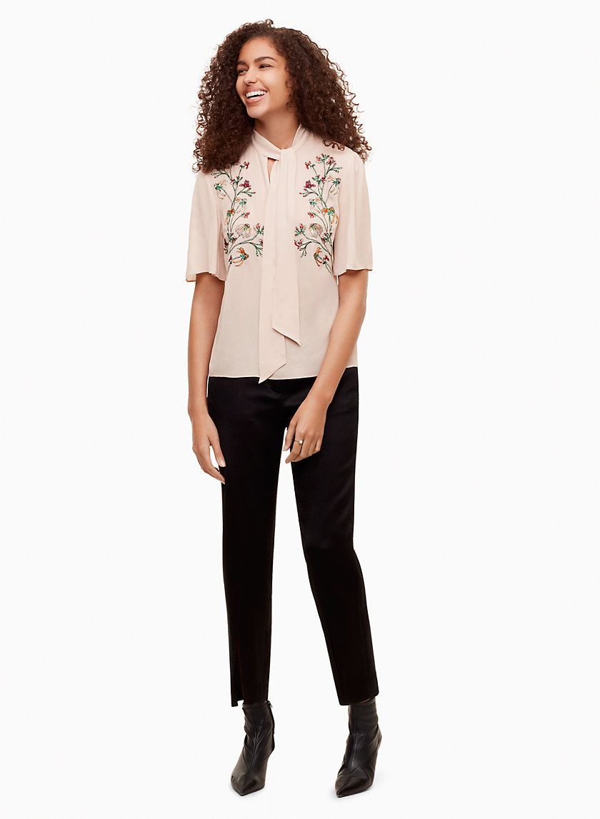 Little Moon ZINNIA BLOUSE | Aritzia