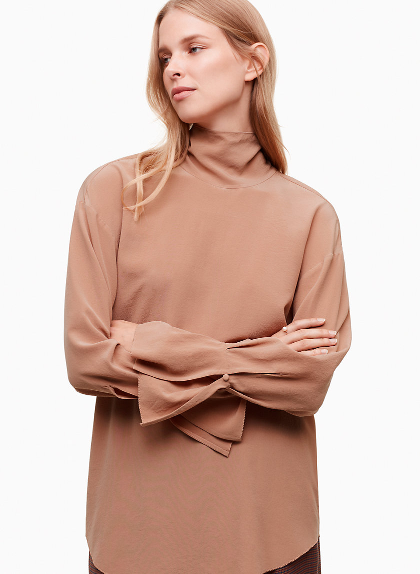 Le Fou Wilfred MARINET BLOUSE | Aritzia