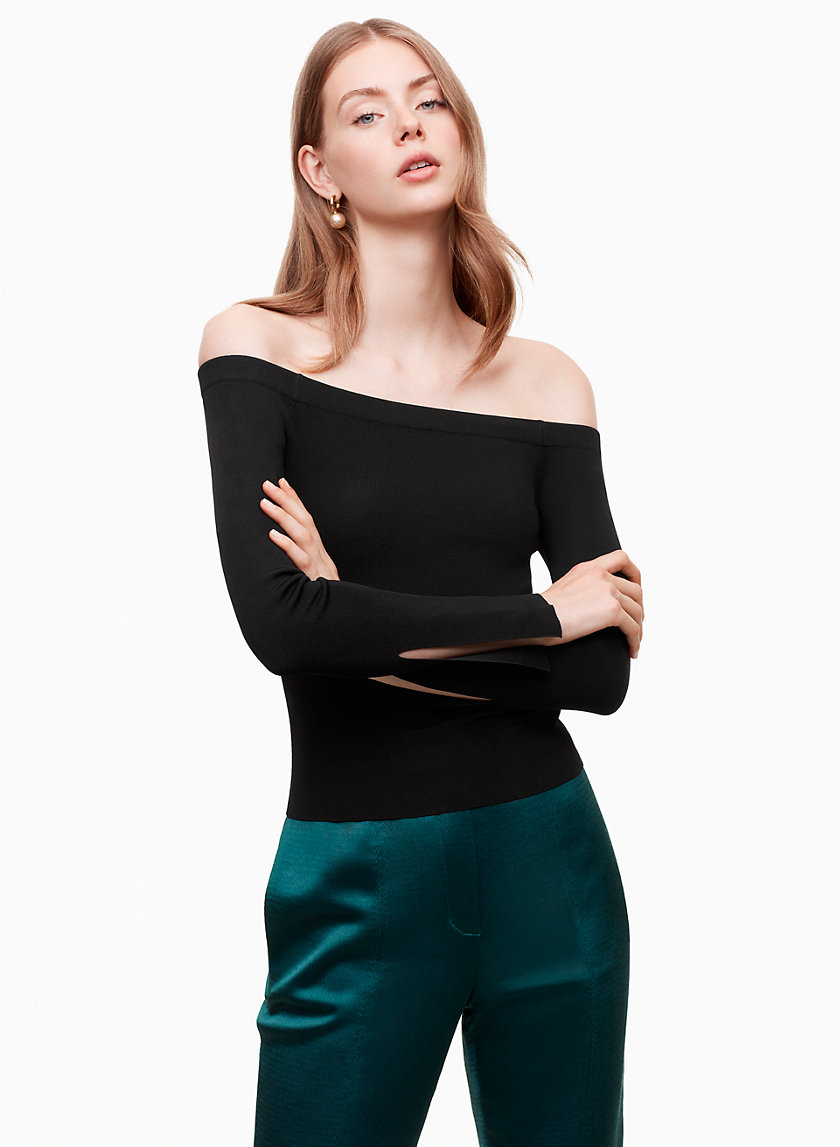 Little Moon NIGELLA SWEATER | Aritzia