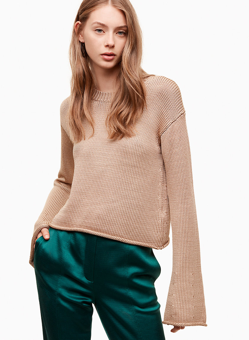 Little Moon KABITAN SWEATER | Aritzia