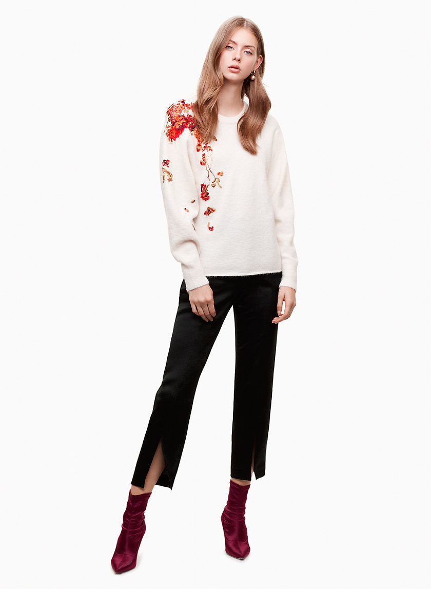 Little Moon PANTALON IMPERATA | Aritzia