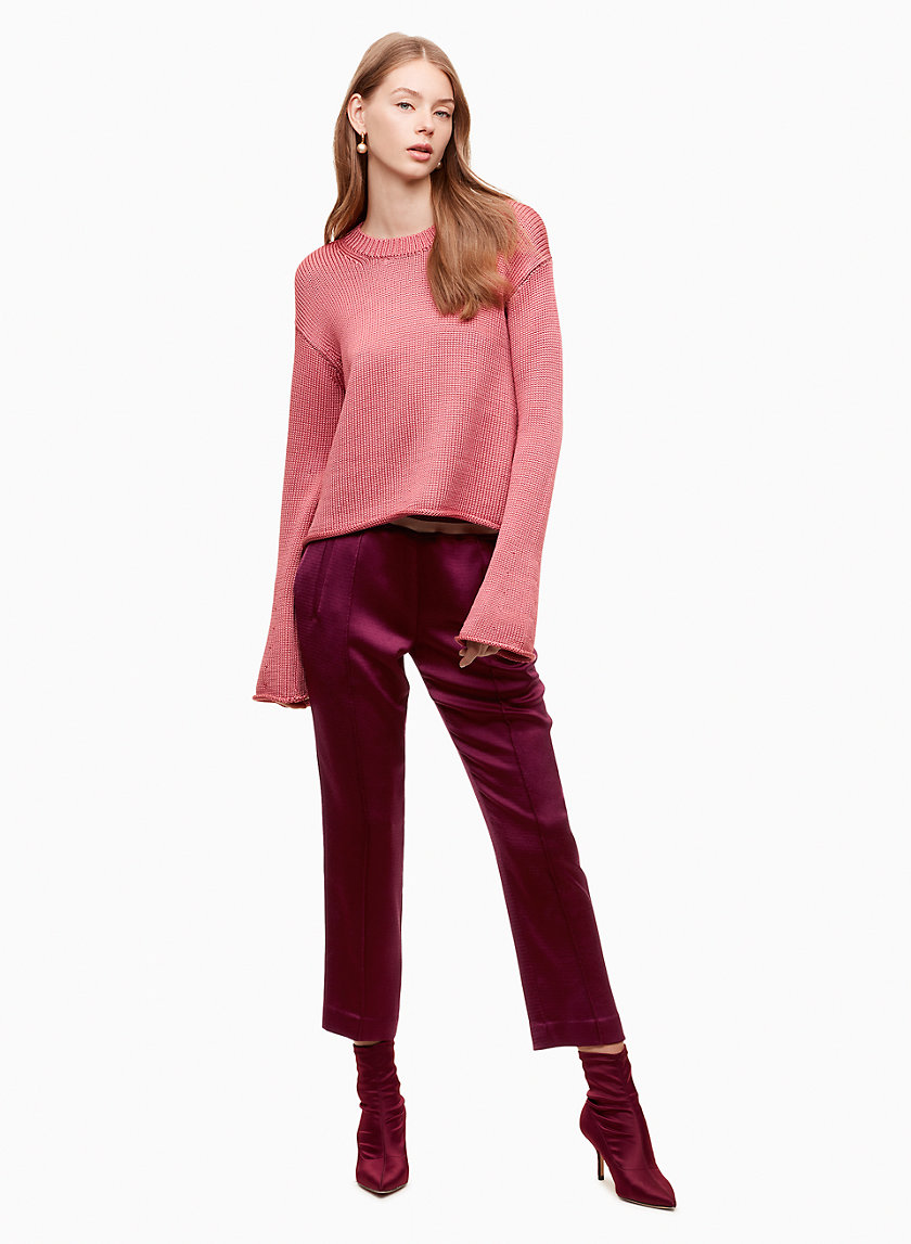Little Moon CAMPION PANT | Aritzia